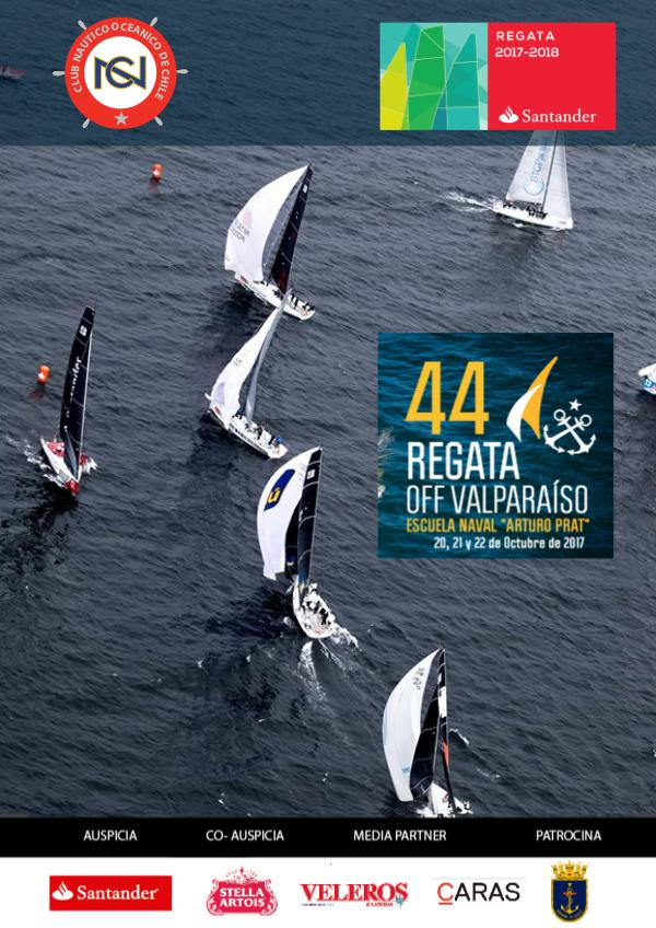 Revista Off Valparaiso REVISTA REGATA OFFvalparaiso