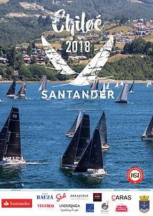 revista Regata Chiloé Santander 2018