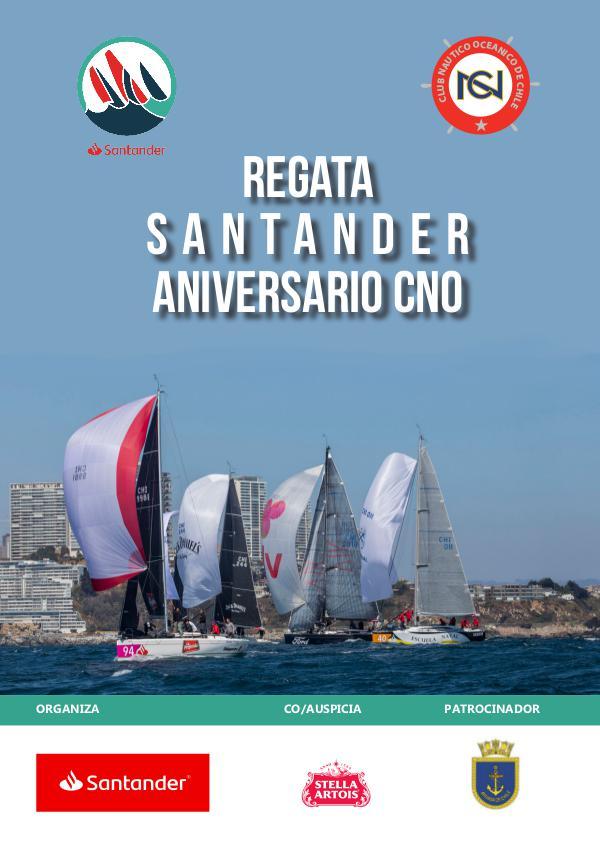REVISTA SANTANDER ANIVERSARIO CNO revista Santander Aniversario CNO