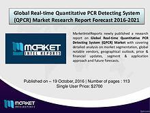Global Real-time Quantitative PCR Detecting System (QPCR) Market