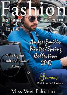 Fashion Central international  Issue