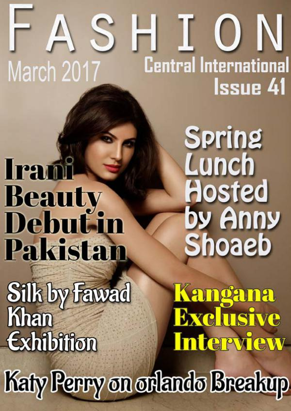 Fashion Central international  Issue FC March Issue 2017