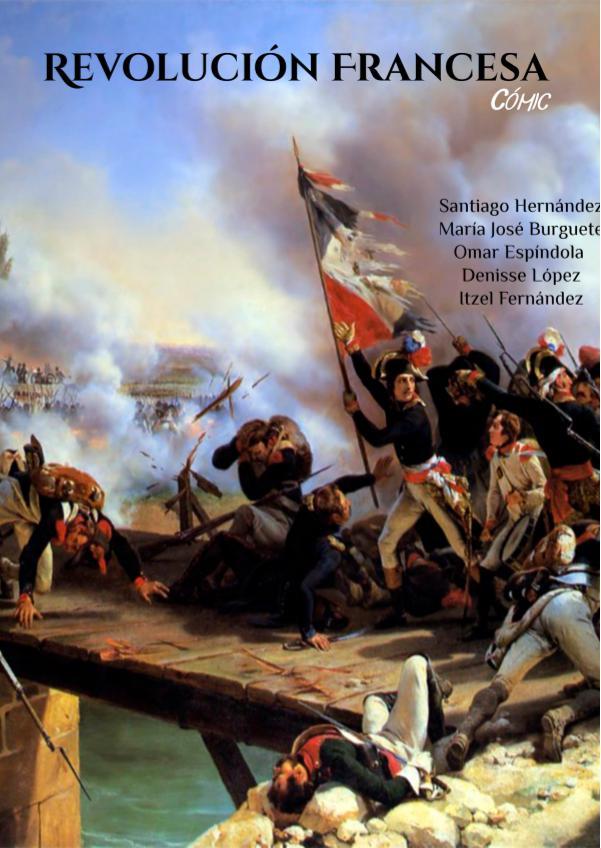 Revolución Francesa Cómic 1.1