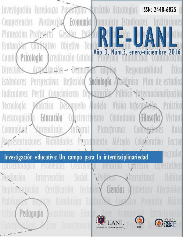 RIE-UANL 2015 RIE-UANL2016