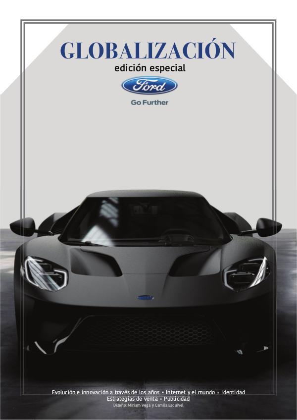 Ford - Globalización Volumen 1