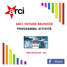 Programma attività Arci 2016 - 2017.