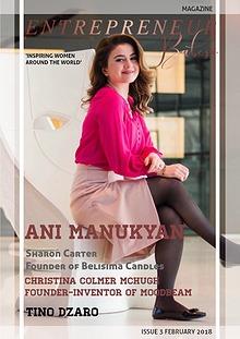Entrepreneur Babes Magazine