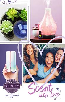 Scentsy Fall/Winter 2017