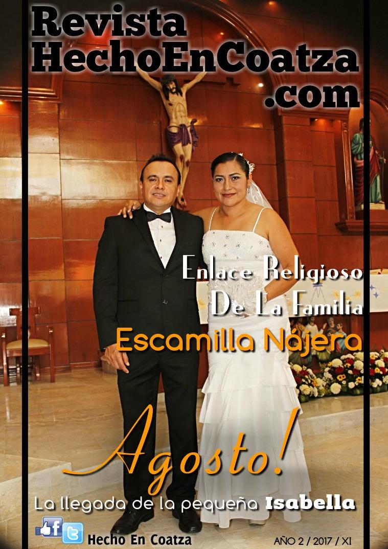 Revista hechoencoatza.com Agosto 2017