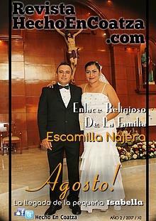 Revista HechoEnCoatza.Com Enero 2017