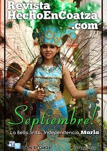 Revista HechoEnCoatza.Com Septiembre 2017