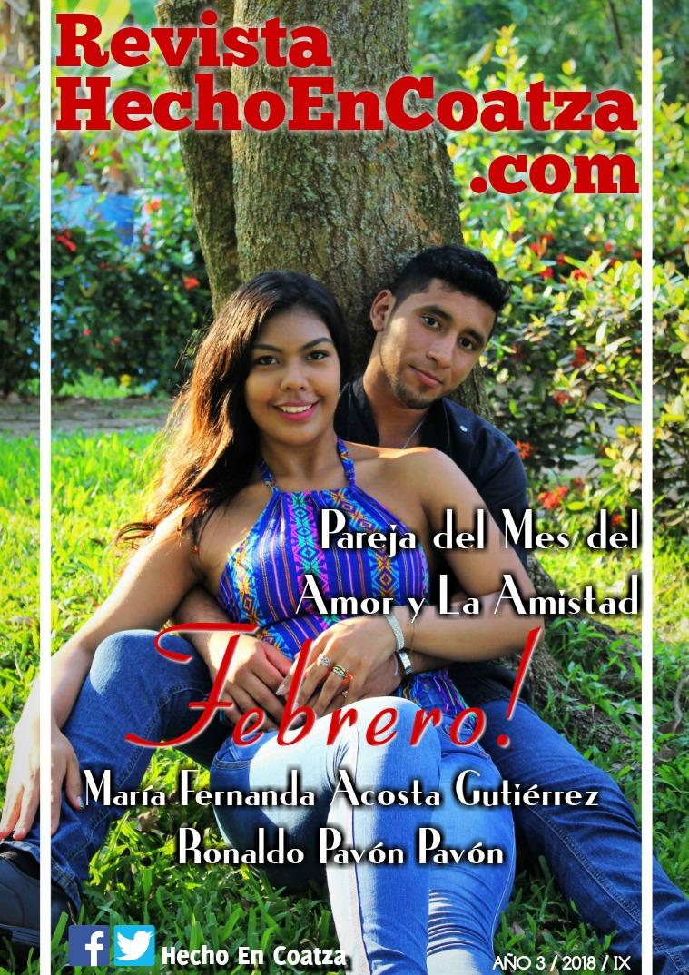 Revista HechoEnCoatza.Com Febrero 2018 Revista HechoEnCoatza.Com Febrero 2018