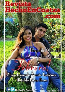Revista HechoEnCoatza.Com Febrero 2018
