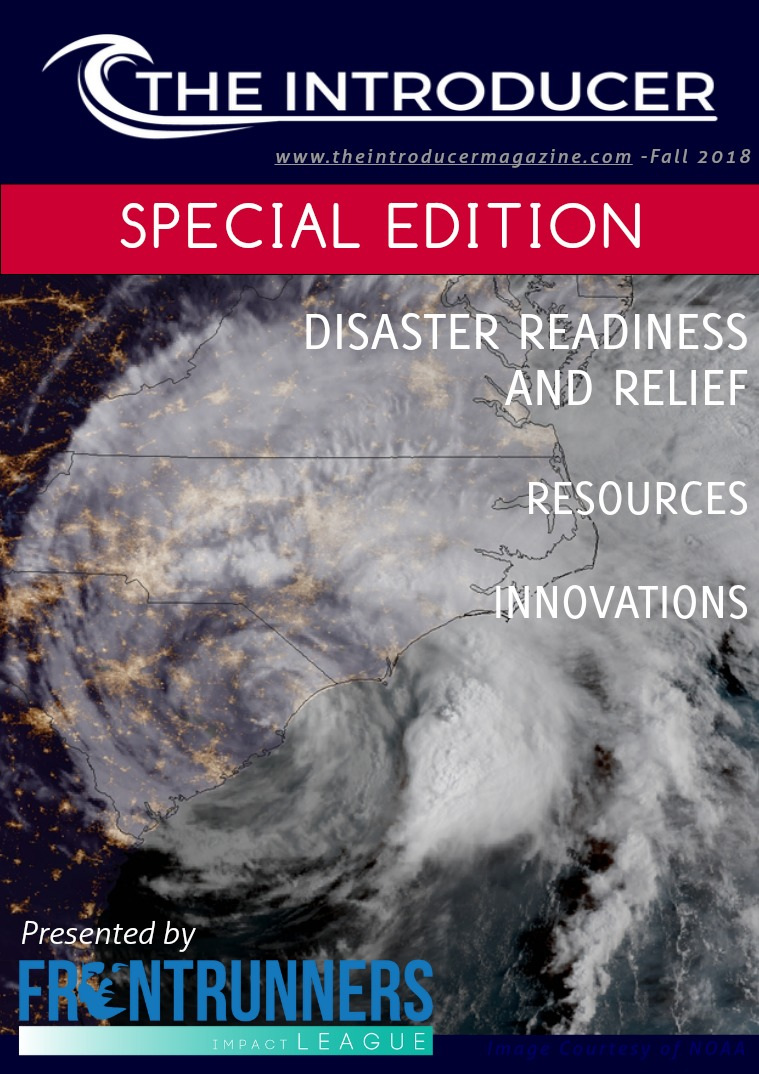 The Introducer Special Edition: Disaster Readiness & Relief