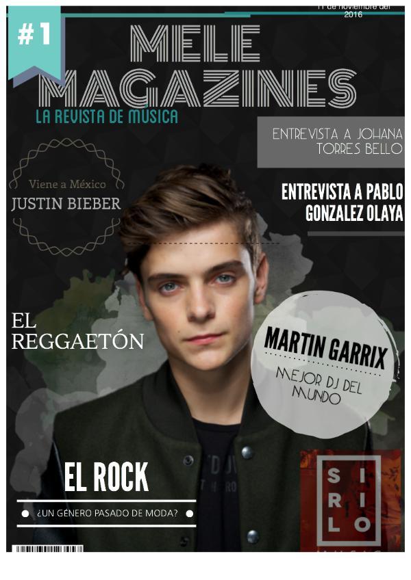 MELE MAGAZINES Mele Magazine
