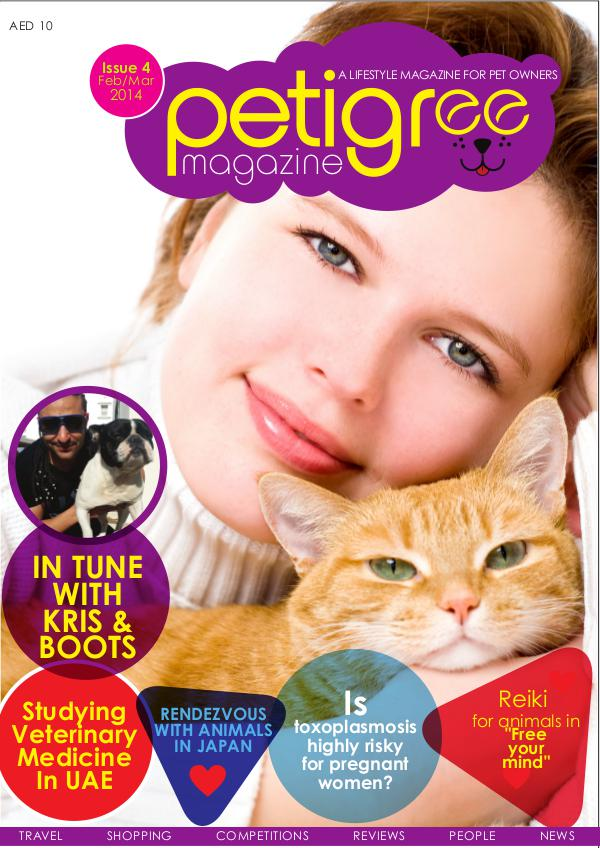PETIGREE MAGAZINE ISSUE 4