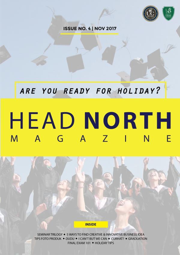 New Semester headnorth magazine