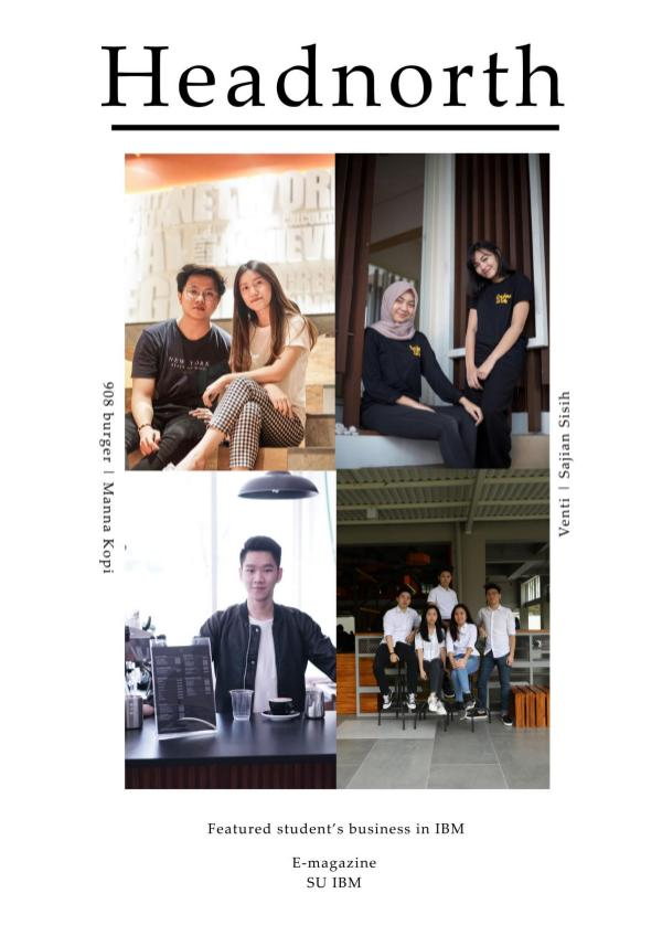Headnorth E-Magazine 2019 Headnorth E-magazine 2019