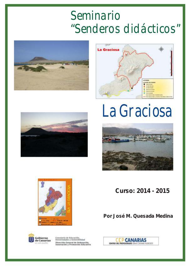 II Edición Senderos Didácticos: Isla de La Graciosa La Graciosa