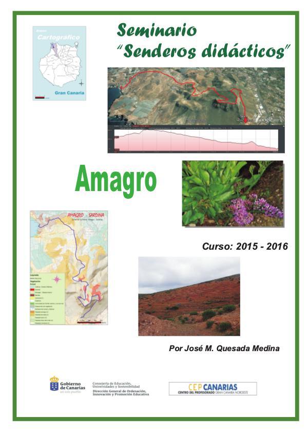 III Edición Senderos Didácticos: Amagro - Sardina del Norte (Gáldar) AMAGRO 2