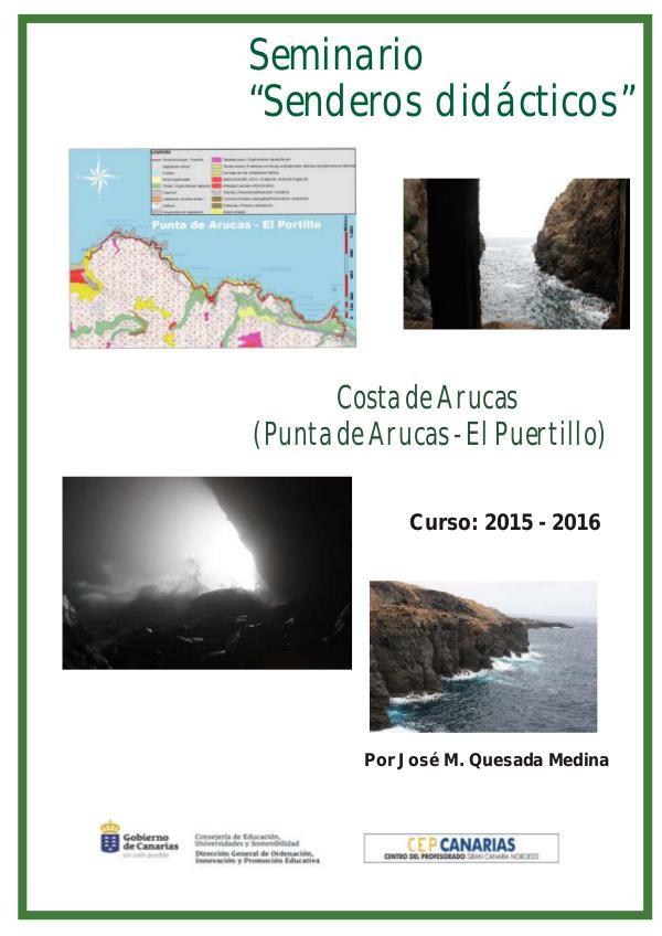 III Edición Senderos Didácticos: Punta de Arucas - El Puertillo Punta de Arucas  - El Puertillo (1)
