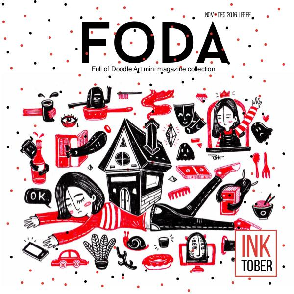 Foda Mini Magazine Foda Mini Magz edisi 1