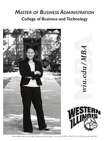 Western Illinois University Master of Business Administration Program