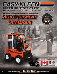 Easy-Kleen 2018 Canadian Catalogue