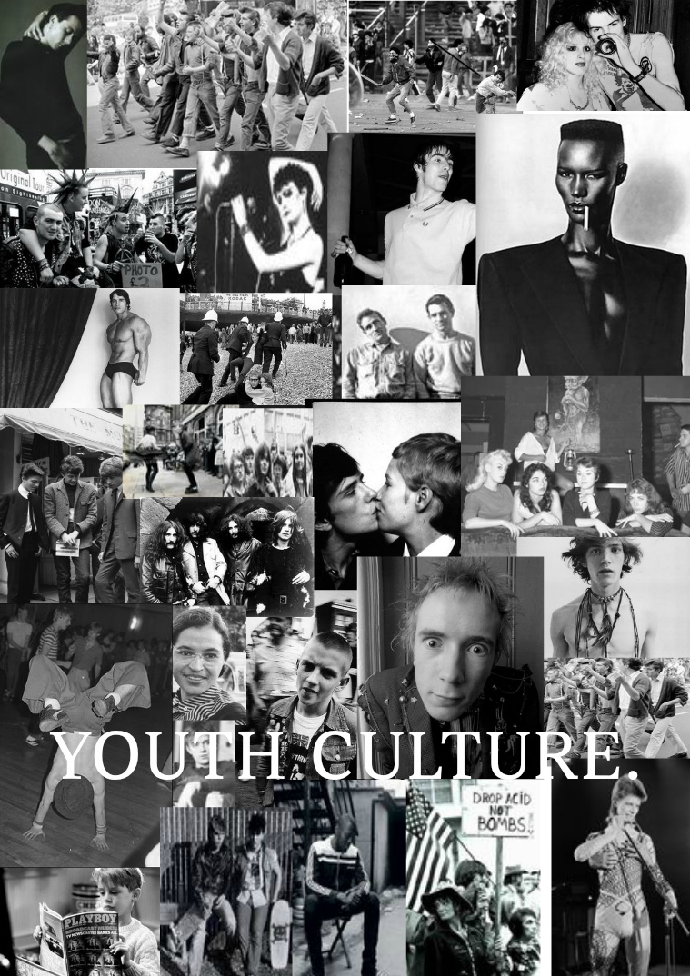 Youth Culture. One.