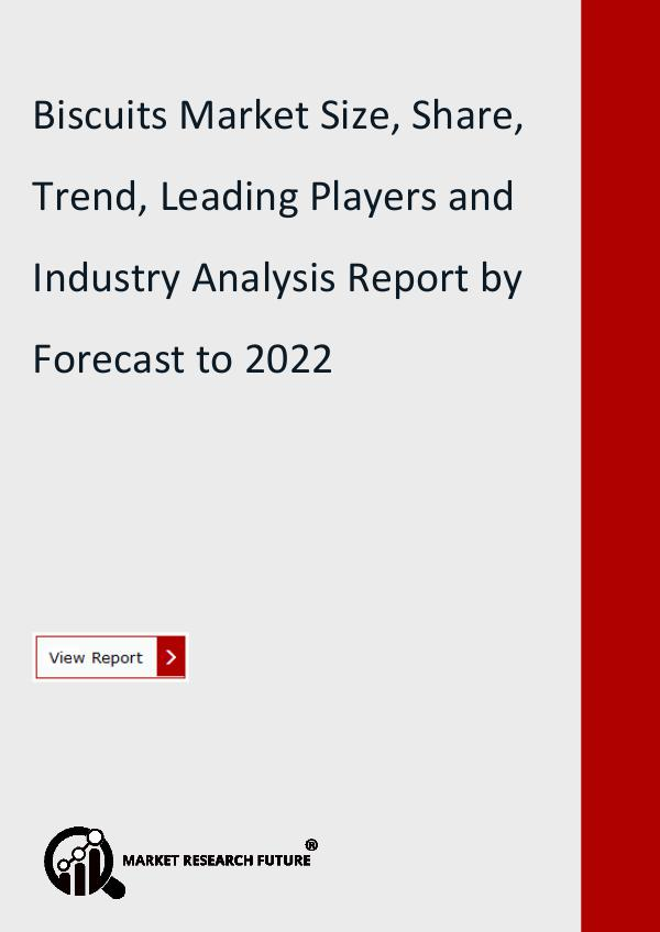 Market Research Future (Food and Beverages) Global Biscuits Market Research Report- Forecast
