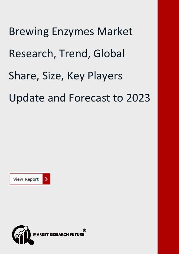 Market Research Future (Food and Beverages) Brewing Enzymes Market Research Report