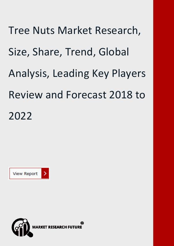 Market Research Future (Food and Beverages) Tree Nuts Market Demand, Size, Share