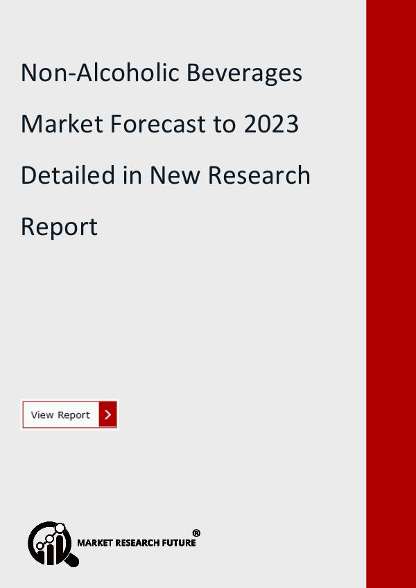 Market Research Future (Food and Beverages) Non-Alcoholic Beverages Market Research, Size