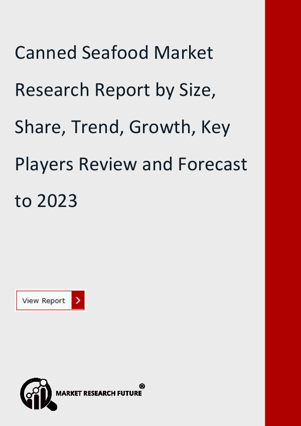 Market Research Future (Food and Beverages) Canned Seafood Market Reseach Report