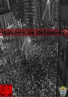 Cahiers de Doléances