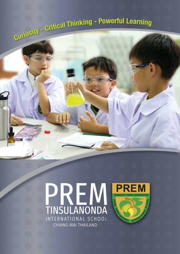 Prem Prospectus 2019 Prem Prospectus 2019