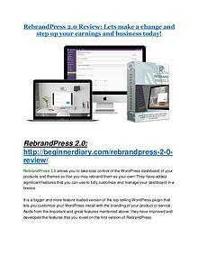 RebrandPress 2.0 review- RebrandPress 2.0 $27,300 bonus & discount RebrandPress 2.0 review and (MEGA) bonuses – RebrandPress 2.0