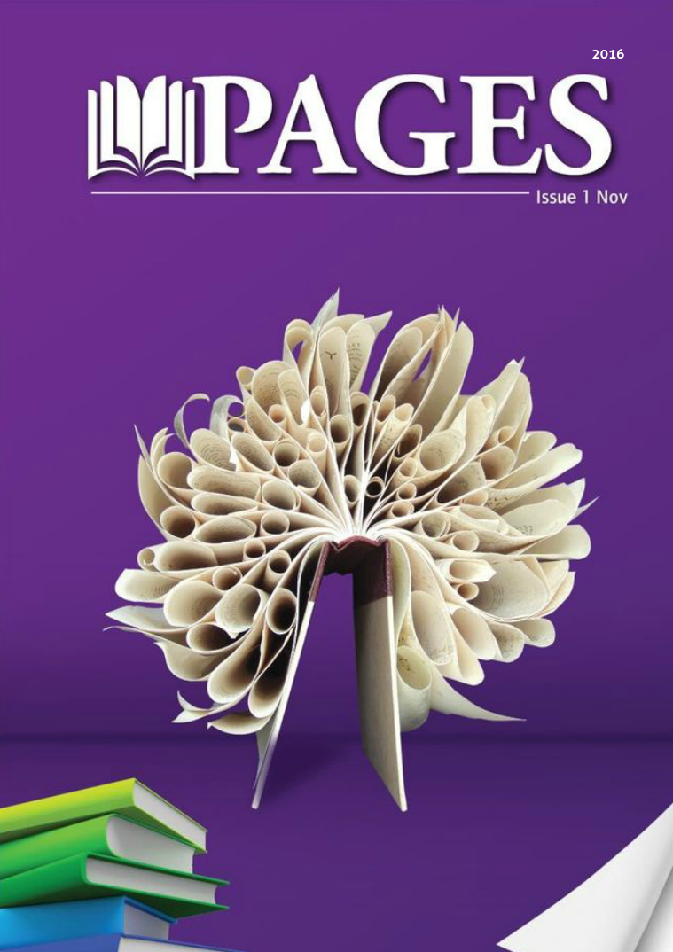 Pages Issue 1 Nov