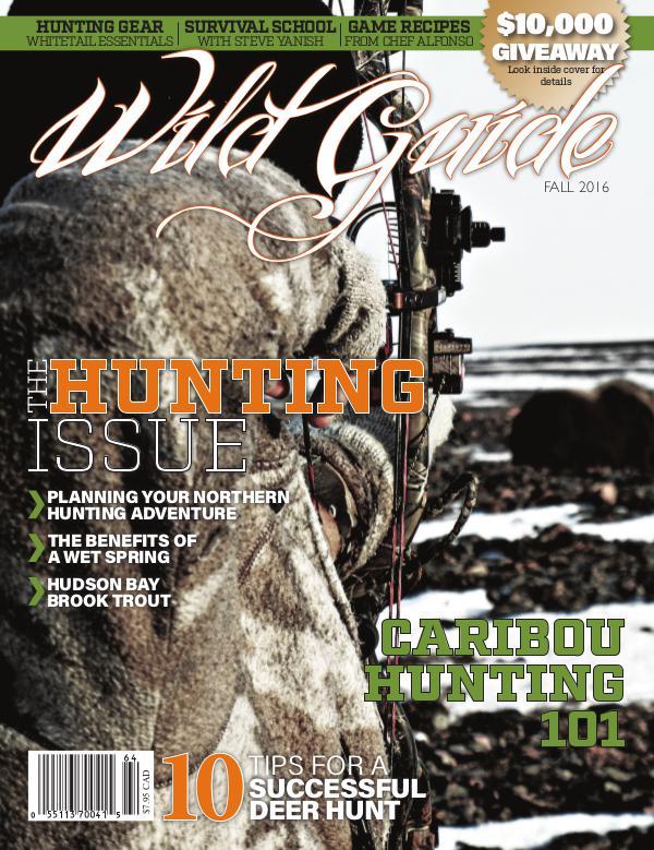 Wild Guide Magazine Fall 2016