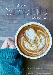 Master of Simplicity Magazine ENGLISH