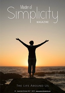 Master of Simplicity Magazine ENGLISH