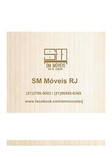 Cômodas SM Móveis RJ