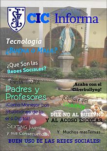 Revista CIC Informa  (para el Colegio Inmaculada Concepcion)