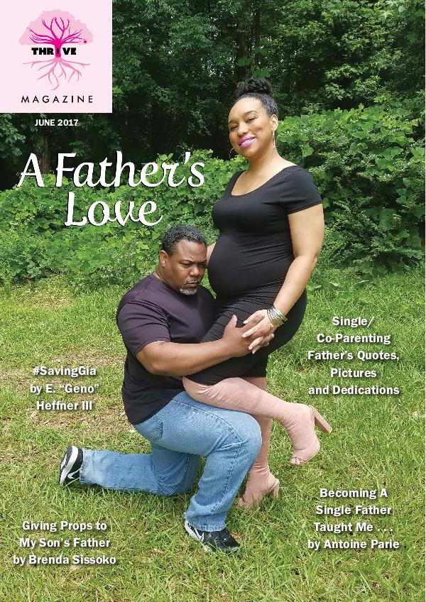 June 2017: A Father's Love