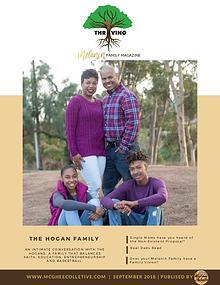 THRIVING Melanin Family Magazine