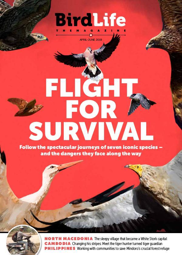 BirdLife: The Magazine April-June 2019