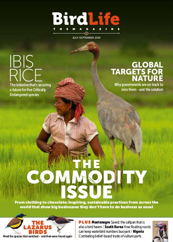 BirdLife: The Magazine July - Sept 2019