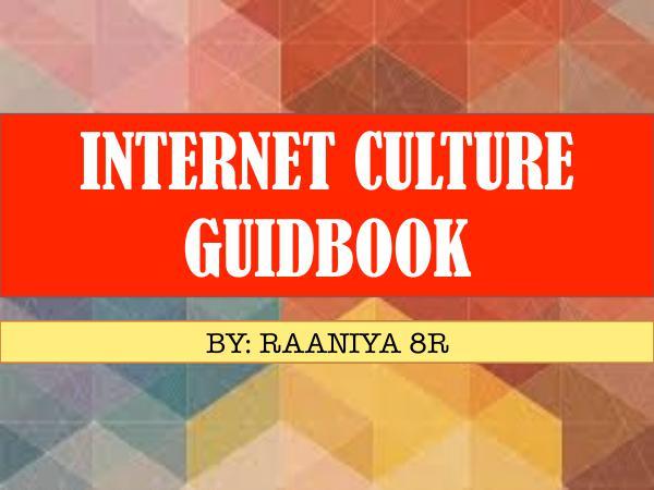 Design_Intro Internet Culture