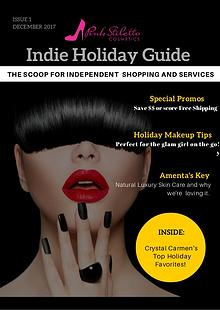 Indie Brand and Services Holiday Gift Catalog