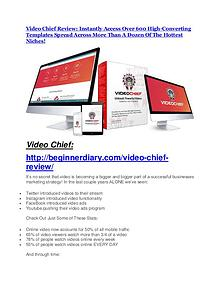 Video Chief review- Video Chief (MEGA) $21,400 bonus